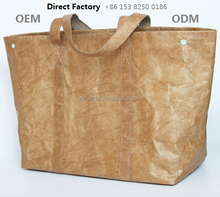 Custom 105g Tyvek tote Bag for Lady