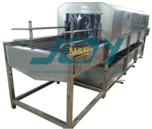 Plastic bins washing machine/ Bin cleaning equipment