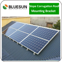2016 hot sale on alibaba good quality solar panels aluminum bracket