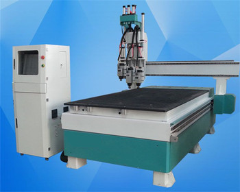 Double Lines Multi Spindle Drill Machine for Chipboard