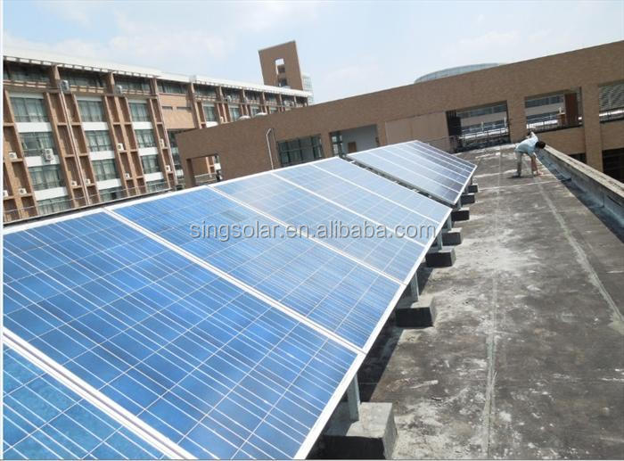 Best Price 500 Watt Solar Panel Wholesale Used In Project