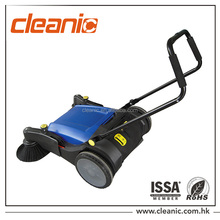 Commercial floor cleaning hand push manual push sweeper