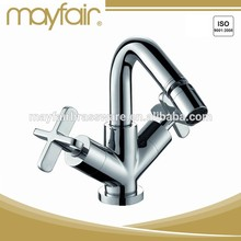 Exclusive design two handle bidet taps bathroom bidet shattaf