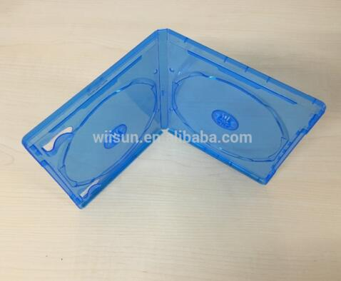 11mm double Bluray DVD case