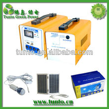 Promotion solar systems for domestic use 16w for supply electric power energy for home use