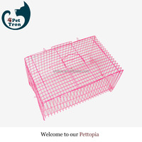 Made in china hot sale promotion metal small pet cages