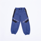New style custom cute boys summer hot pants 100% cotton terry long kids pants