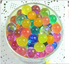 In bulk packing 5 size 13 colors supply crystal soil for plant garden decoration orbeez water gel beads
