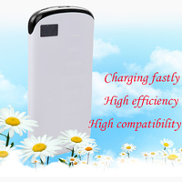 2016 hot sales product rohs power bank 6000mah/mobile power supply
