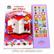 300 Seconds Voice Recordable Photo Book With Customized Cover Printing