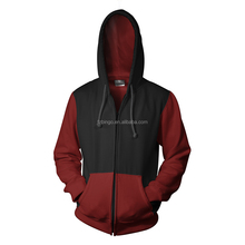 2017 trending products cheap wholesale fleece fire resistance fire resistance hoody lahore for cumstom OEM printing