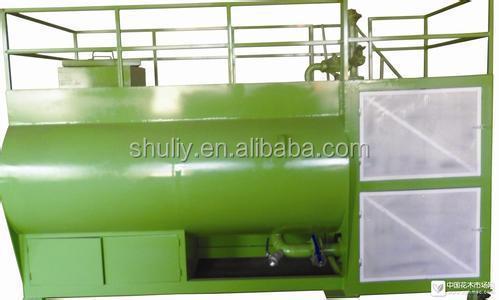 hydroseed machine