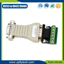 Upfly UT-203 New Sale dtech usb 2.0 to serial rs232 adapter RS-232 to RS-422/485 Industrial Serial Converter