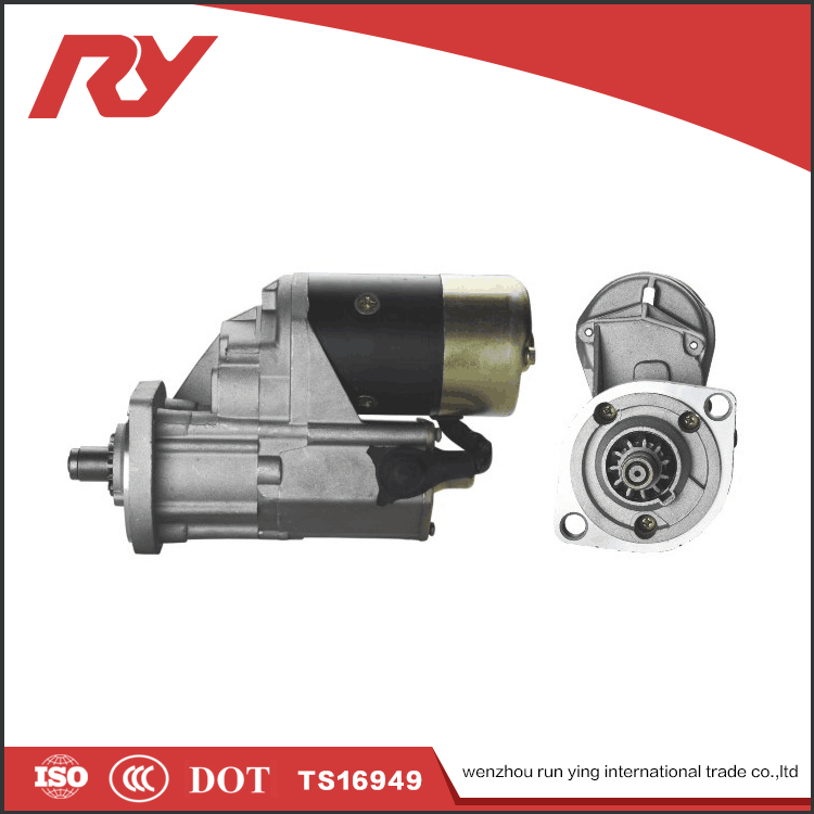 RUNYING China Low Price Products 023000-1700 Lucas Tvs Starter Motor Spacification