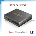 Hot Sale Meelo Uno2 UNO Amlogic S905 Dvb S2 Android Tv Box