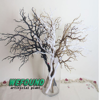 L09061 Natural red manzanita tree branches wholesale