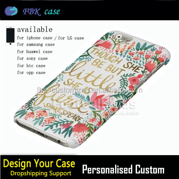 OEM Mobile Phones Accessories For Iphone 6,Custom Phone Accessories Case 2016 For Little Fierc, Cell Phone Csae For Iphone 6 6s