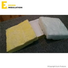 Price Match Gurantee exterior wall insulation reinforced aluminum foil faced fibreglass blanket with yellow pe bag