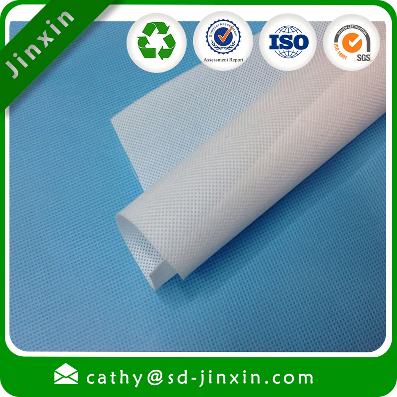Free Sample width 3.2m stocklot colorful PP spunbonded nonwoven fabric
