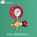1132 Brass one-Way Pressure Gauge HS-466NAH