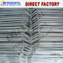 Hot Dipped Galvanized Welded Wire Mesh Fence/ Strained Wire Fencing/Rigid Fence Panel