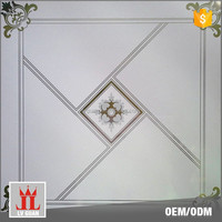 Foshan Aluminum False Perforated Metal Sheet Ceiling Panel Gypsum TileCeiling Tiles