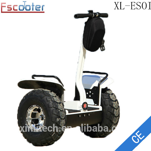 Made in China 2000W electric scooter two wheel intelligent balance scooter
