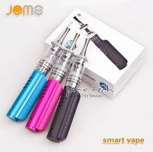 Jomotech luxury smart e cigarette Smartvape, electronic cigarette free sample free shipping