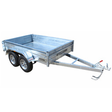 galvanized utility trailers with custom service