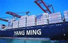 Alibaba express FBA cheap shipping rates by sea freight LCL to Italy Bergamo/Biella/Bologna/Bolzano dropshipping logistics agent