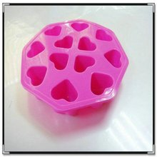 Popular silicone ice cube tray
