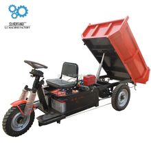 Licheng new generation energy saving battery flatbed vehicle with four wheels for world market