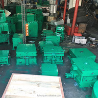 Ningbo Fuhong latest high cost performance full stock used plastic injection household storage box bucket mould