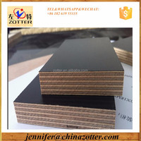 18mm Waterproof Glue Brown Color Formwork