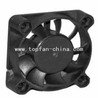 40x40x10mm small DC exhaust axial fan with 24v 12V 5V