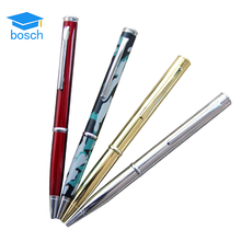 Promotional ballpoint pen with knife metal ball knife shape pen clip pen tool letter opener