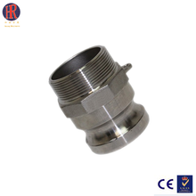 Factory Stainless Steel Camlock Coupling Pipe Fittings Type A/B/C/D/E/F/DC/DP Quick Flexible Hose Coupling