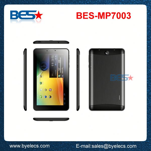 New arrival 800x480 512m 4g calling 3g gps cheap 7inch mobile tablet