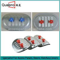 Spiral Tubing Panel Door For Duct AP7410