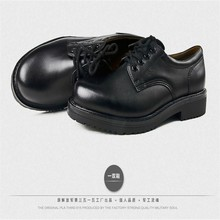 High quality black steel toe italian shoes and bags set