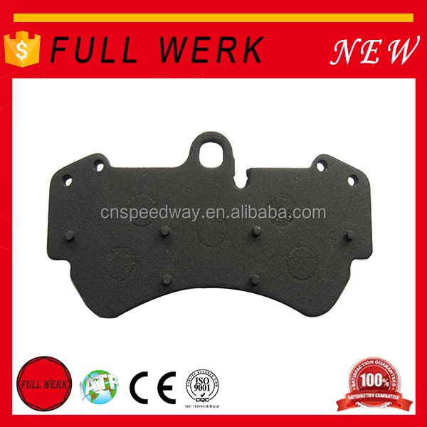 High precision FULL WERK simple brake disc