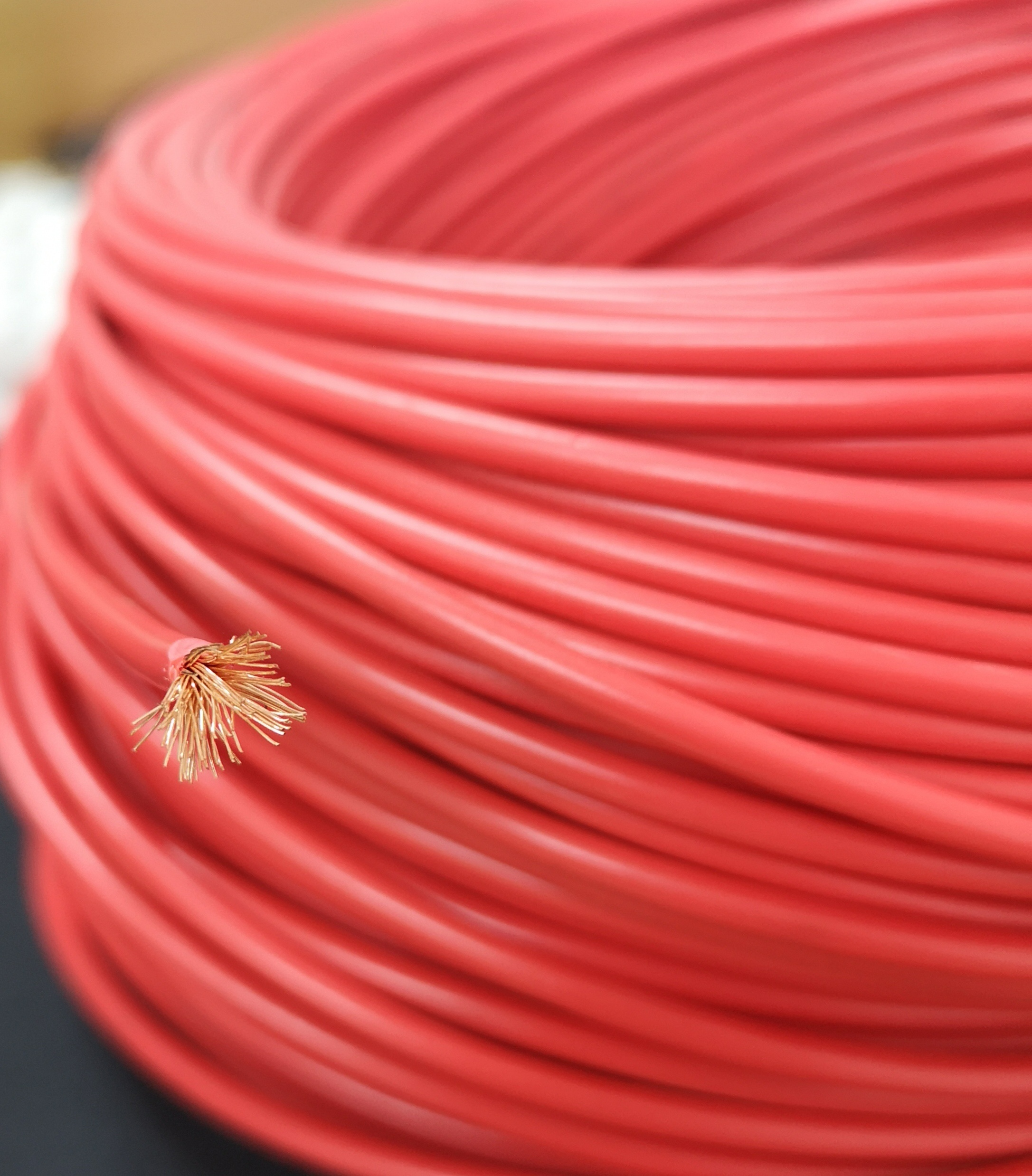 <strong>H07V</strong>-<strong>K</strong> 2.5mm2 factory direct selling <strong>PVC</strong> insulated flexible <strong>cable</strong>