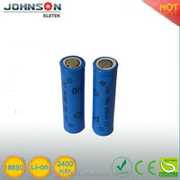 auto batteries/18650 battery/self balancing scooter recharge battery li-ion 3.7v