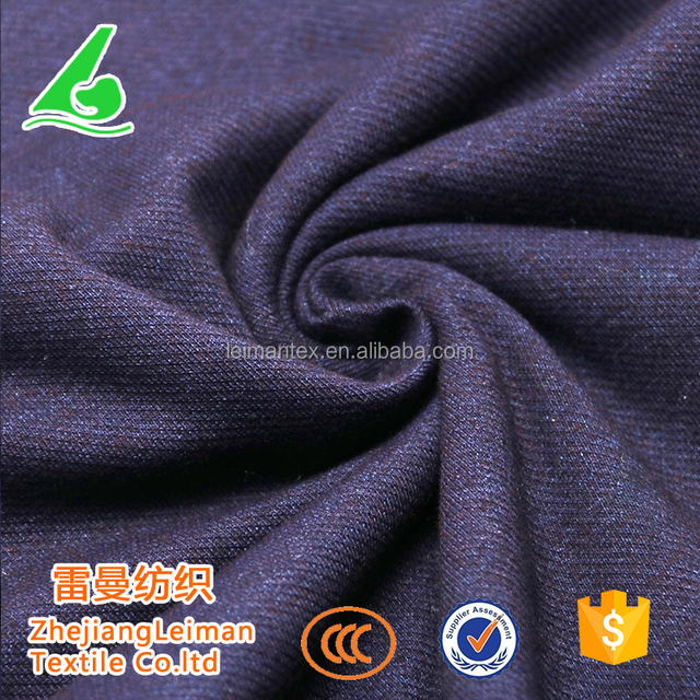 Alibaba China indigo knitted jean denim fabric