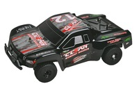 New rc toys & hobbies 1/24 lipo battery 2WD short rc truck for kids