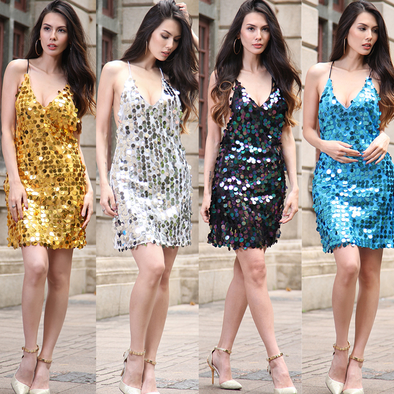 Wholesale Silver Sexy Club Dresses Online Buy Best Silver Sexy