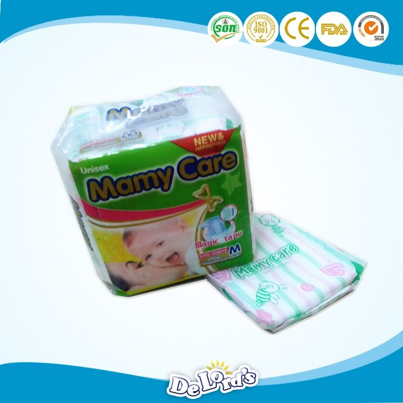 best price ,good quality cotton baby diaper for India