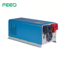 CE RoHs 1KW 8KW 12v 24vdc 1000w Micro Grid Hydrid Pure Sine Wave Solar Power Inverter