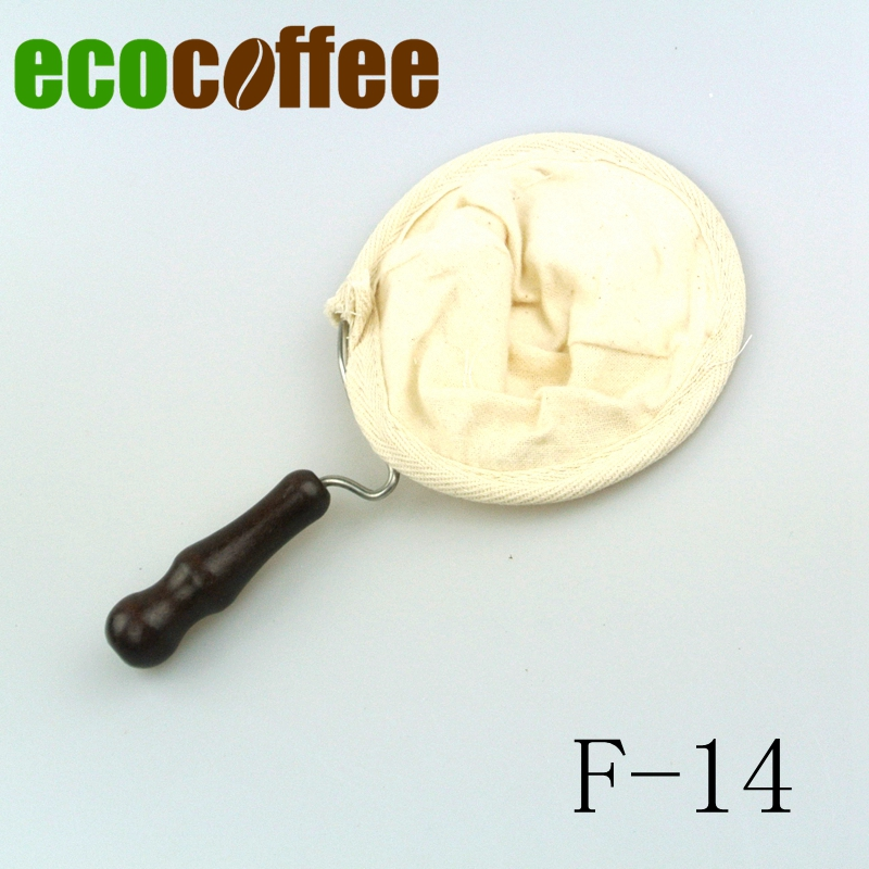 High quality proper price Coffee Chemex Brewer filter Coffee Basket Flannel Cloth Filter