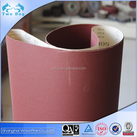Good Abrasive Paper Belts and rolls for polishing the wood, metal, steel